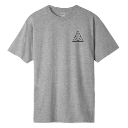 HUF - Tripple Triangle T-Shirt - Grey