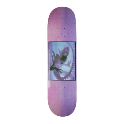 Yardsale Evolution B Skateboard Deck - 8.5""