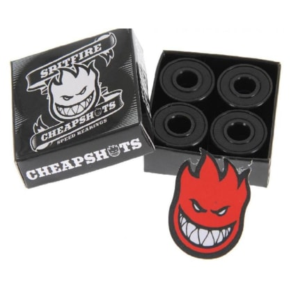 Spitfire Wheels - Cheapshots Bearings