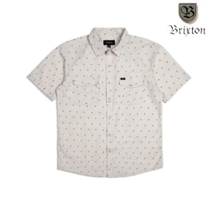 Brixton Wayne S/S button Down