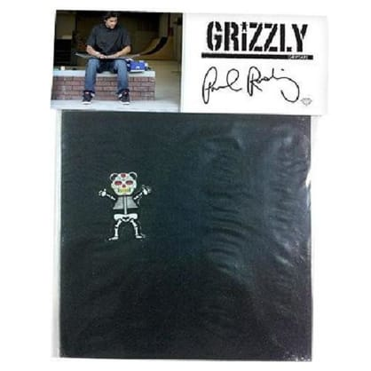 Grizzly - P Rod Square Pack Griptape