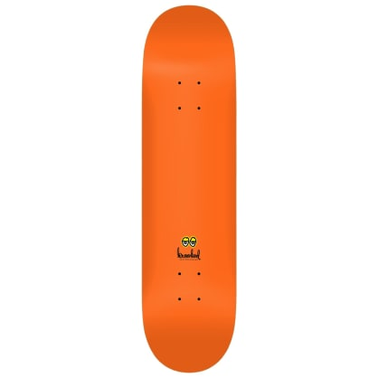 Krooked Ikons PricePoint II Deck Orange 8.06""