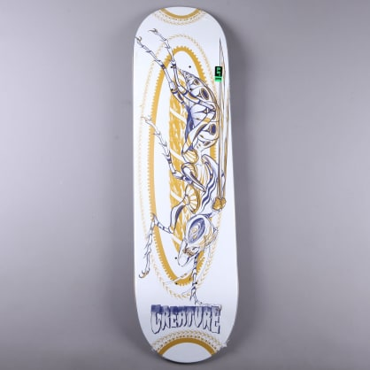 "Creature 'Martinez Last Strike' 8.6"" Deck"