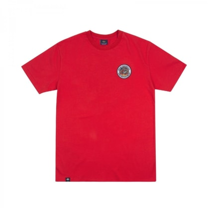 Helas Fire Dept Tee (Red)
