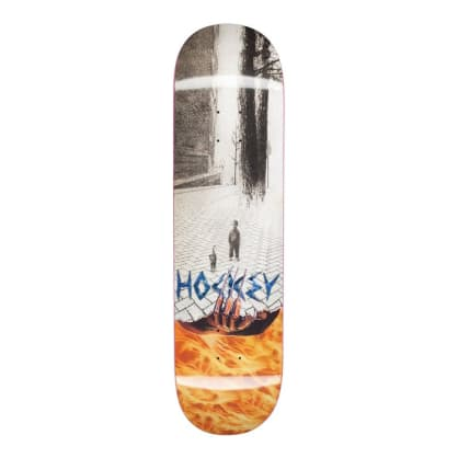 Hockey Tuna Boy Skateboard Deck - 8.18""