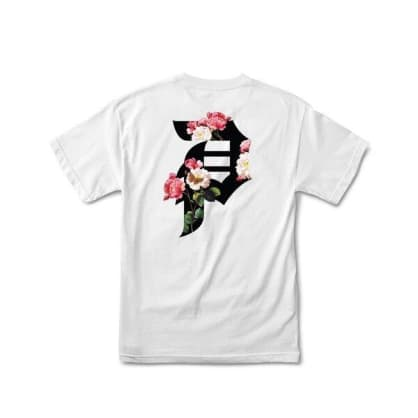 PRIMITIVE Dirty P Garden Tee White