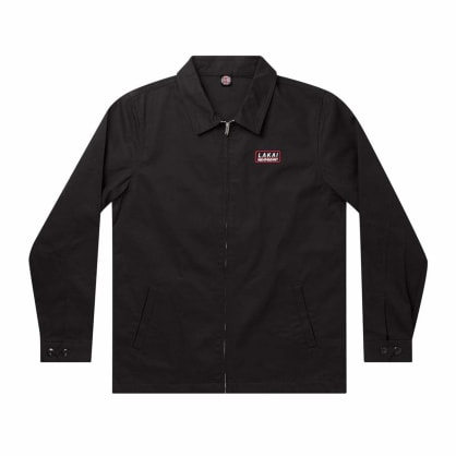 Lakai x Indy Garage Jacket Black