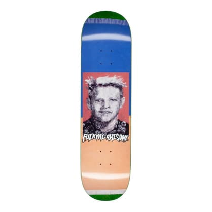 Fucking Awesome AVE Felt Class Photo Skateboard Deck - 8.38""