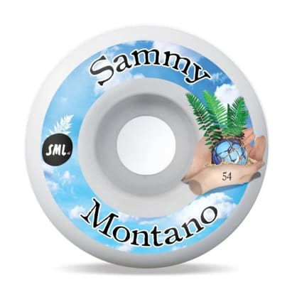 SML - Tide Pool Series - Sammy Montano OG Wide 99a - 54mm Wheels