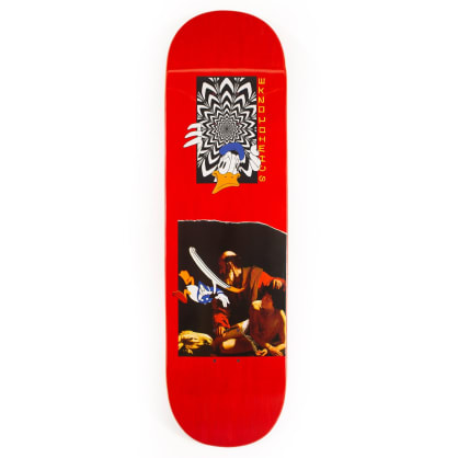 WKND Alex Schmidt Welcome to Earth Skateboard Deck - 8.5""