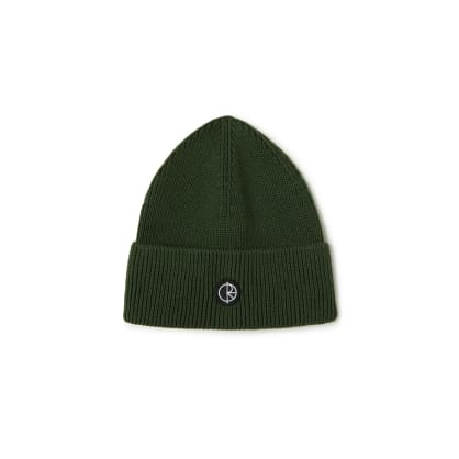 Polar Skate Co Dry Cotton Beanie - Hunter Green