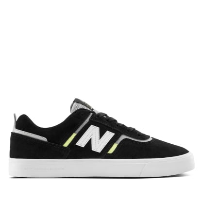 New Balance Numeric 306 Skate Shoe - Black / Lemon