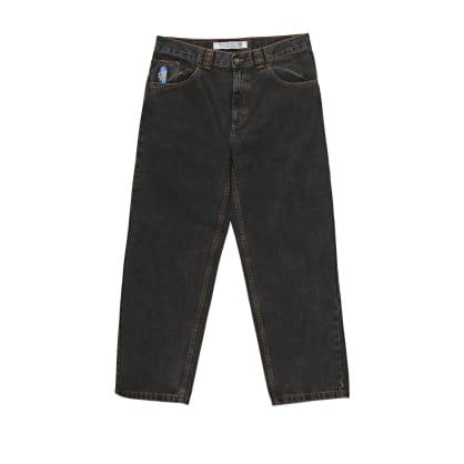 Polar 93 Denim - Washed Black