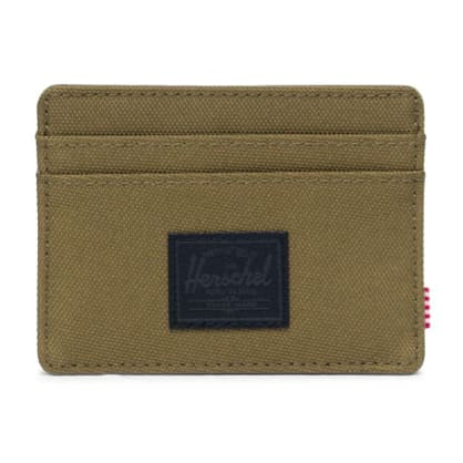 Herschel Supply Co. Charlie Wallet - Green