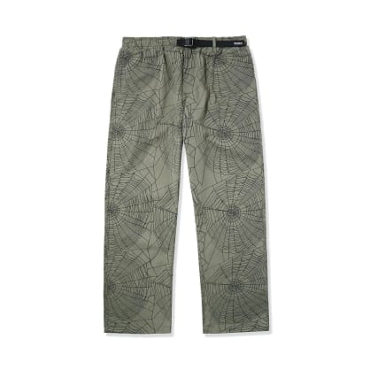 Butter Goods Web Pants - Army