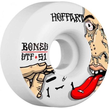 Bones STF Hoffart Addicted Locks V2 Wheels - 51mm