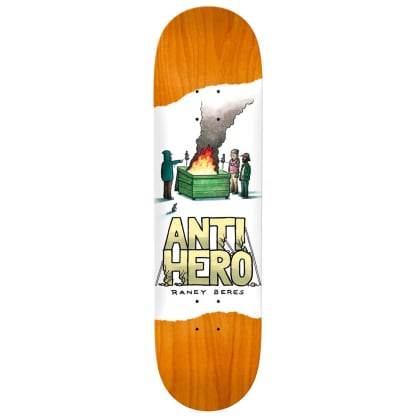 "Antihero Skateboards - Raney Beres Expressions Deck 8.75"" wide"