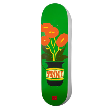 Girl Skateboards - Cruz Plantasia Deck 8.1