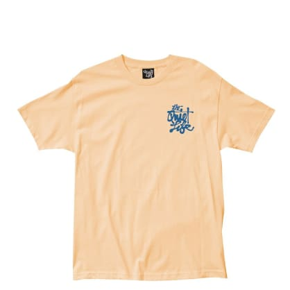 The Quiet Life - Cody Script Tee - Squash