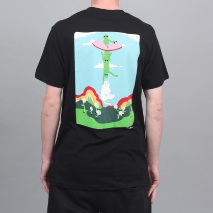 Ripndip Abduction T-Shirt - Black