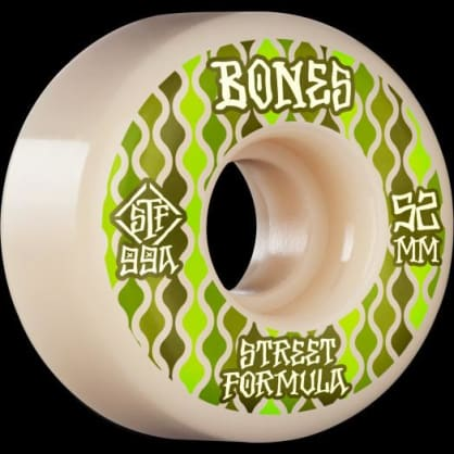 Bones Retros STF 99A V2 Locks 52mm