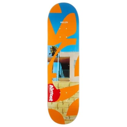 Almost - Mullen Fleabag Deck 8.25""