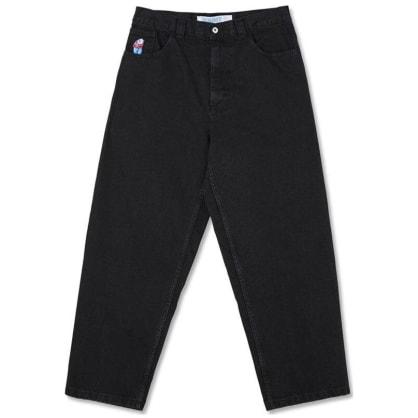 Polar Skate Co Big Boy Jeans - Pitch Black