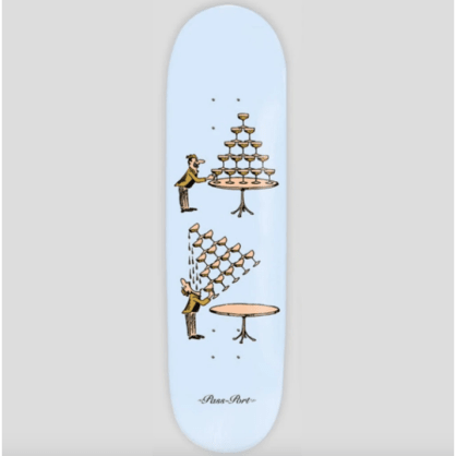 Pass-port Champers Deck (Waterfall) 8.25""