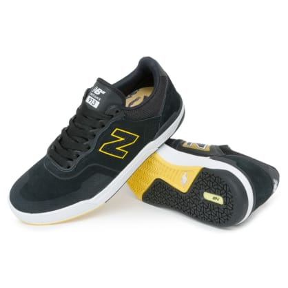 New Balance NM913 Shoes - Black/Yellow