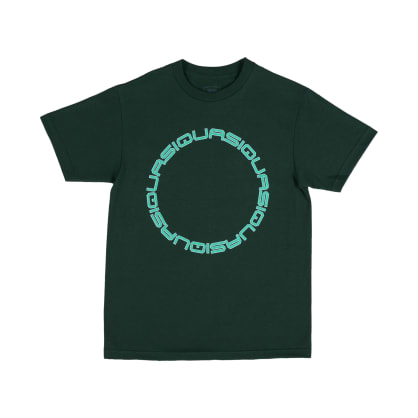 Quasi Infinity T-Shirt - Forest
