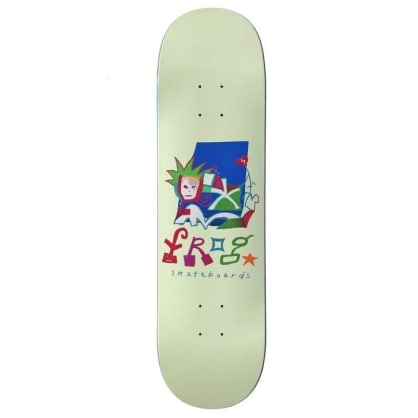 Frog Skateboards DJ Heartbreaker Skateboard Deck - 8.25""