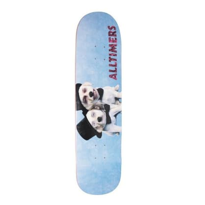 ALLTIMERS MOREAU PUPPIES DECK - 8.25
