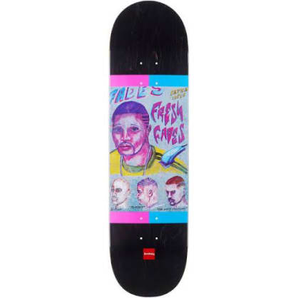 Chocolate - Tershy Cuts Series Deck 8.5""