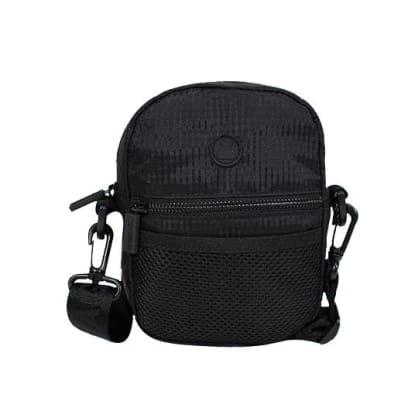 The BumBag Co - Staple Compact Shoulder Bag - Black
