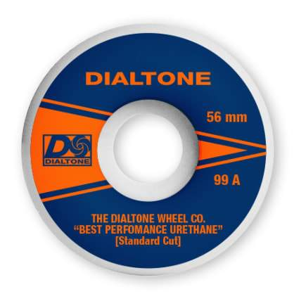 Dial Tone Wheels Atlantic Conical 56mm