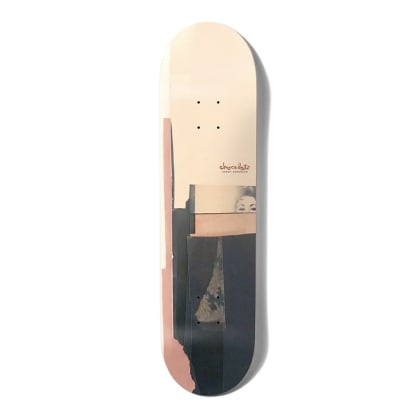 Chocolate Anderson Minimals Skateboard Deck 8.0""