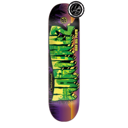 "Creature Skateboards - 8.6"" Milton Martinez Mar Del Plata P2 Deck"