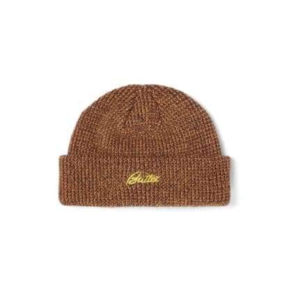 Butter Goods - Speckle Beanie - Brown
