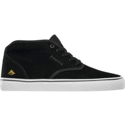 Emerica Wino G6 Mid (Black/White/Gold)
