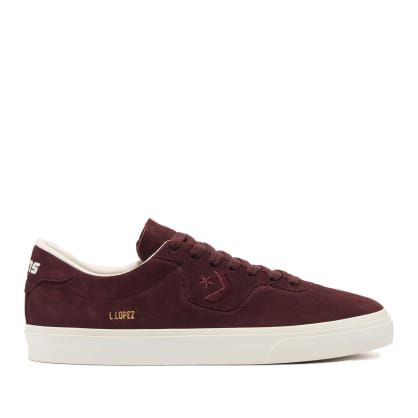 Converse CONS Louie Lopez Pro Shoes - Black Currant / Black Currant