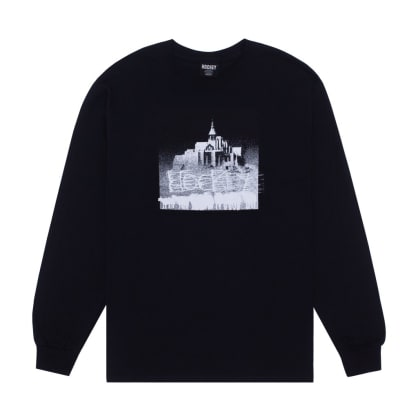 Hockey Some Kind of Ballad Long Sleeve T-Shirt - Black