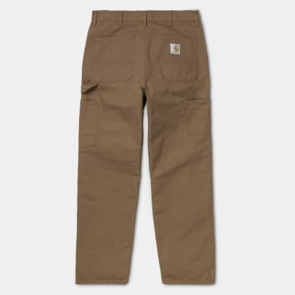 Carhartt WIP Double Knee Pant Hamilton Brown