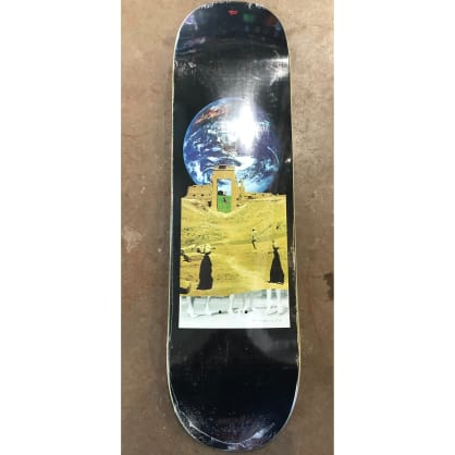 The Killing Floor Skateboard Deck