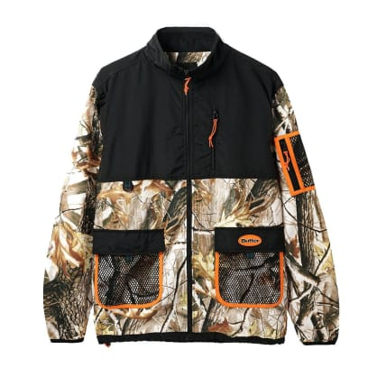 Butter Goods - Field Convertible Jacket - Tree Camo