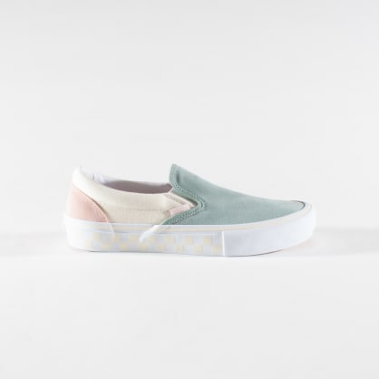 Vans Slip On Pro Shoes - Washout