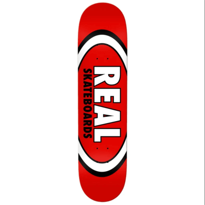 "Real - Classic Oval Deck (8.12"")"