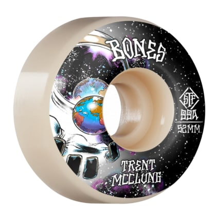 Bones Wheels Trent McClung Unknown STF V1 99A 52mm