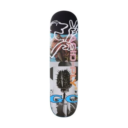 "Quasi Crockett Acid Ply Skateboard Deck - 8.25"""