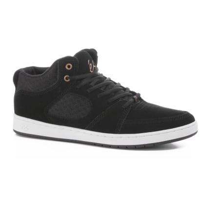 ES ACCEL SLIM MID - BLACK WHITE