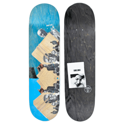 """Scumco & Sons Kevin Taylor SMP Skateboard Deck - 8.25"""""""